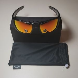 NWT Oakley sunglasses FULE CELL Iredium Polarize